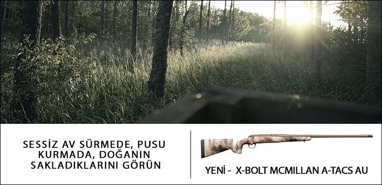 X-BOLT MC MILLAN A-TACS AU