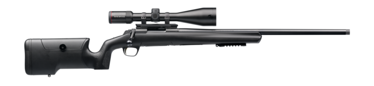 X-BOLT MAX SF VARMINT THREADED